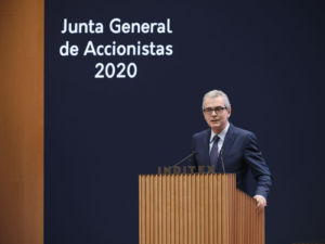 Junta General de Accionistas de Inditex 2020