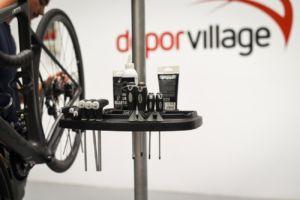 Deporvillage abre taller de bicicletas