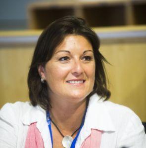 Cristina Serradell es directora de Internacionalización en Acció