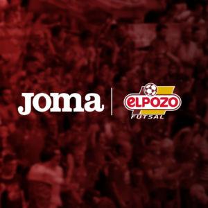 Joma patrocinará a El Pozo Murcia