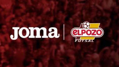 Joma gana gran protagonismo en el fútbol sala al aliarse con ElPozo
