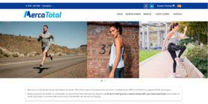 Mercatotal comercializa productos de deporte B2B