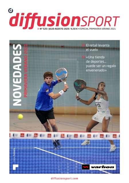 portada Diffusion Sport 520 con Varlion