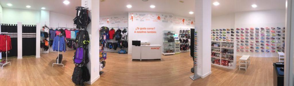 tienda Running ZGZ