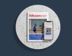 Varlion protagoniza la portada de Diffusion Sport
