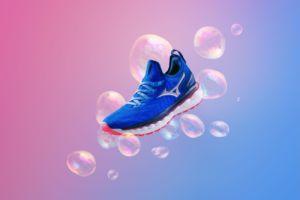 nuevas zapatillas de running de Mizuno