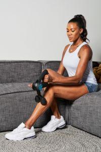 Theragun soluciones de fitness