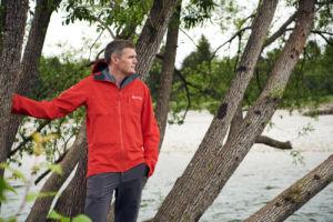 Ross MacLaine, Responsable de Sostenibilidad de la División Gore Fabrics
