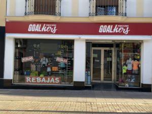 tiendas de deporte Goalkers