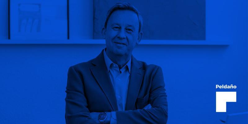 Ignacio Rojas, presidente de Peldaño, interviene en el Congreso de la AEEPP