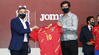 Joma presenta la colección oficial para la selección española de fútbol sala