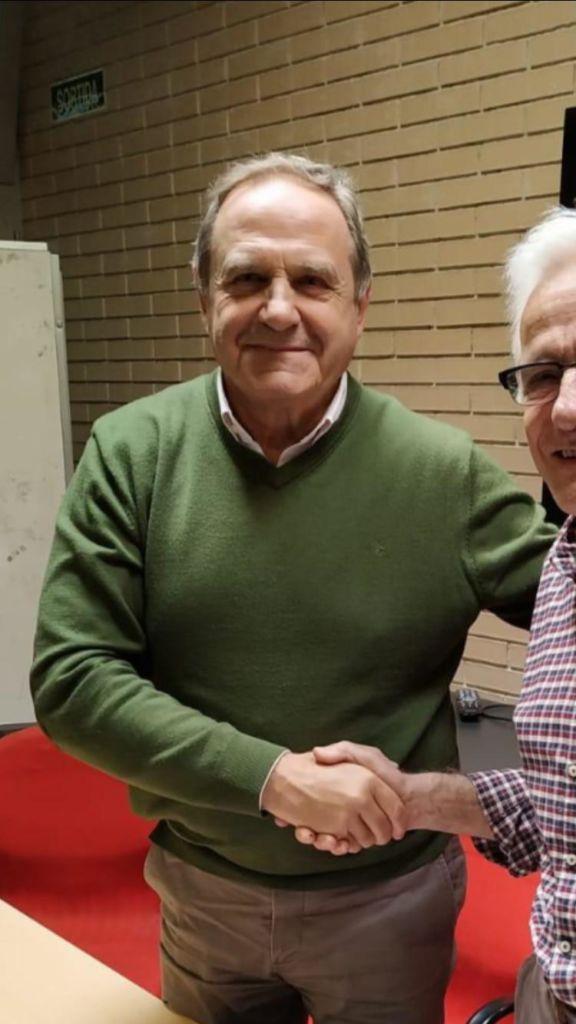 Juan Redín, gerente de Uhlsport Ibérica