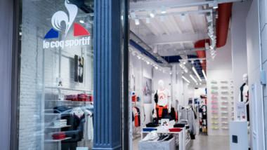 Le Coq Sportif abre nueva tienda en Barcelona
