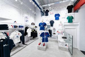 tienda de Le Coq Sportif en Barcelona