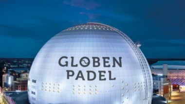 J'hayber protagoniza una historia gigante del pádel en Suecia