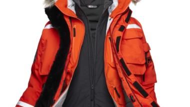 Helly Hansen presenta la innovadora Arctic Patrol Modular Parka