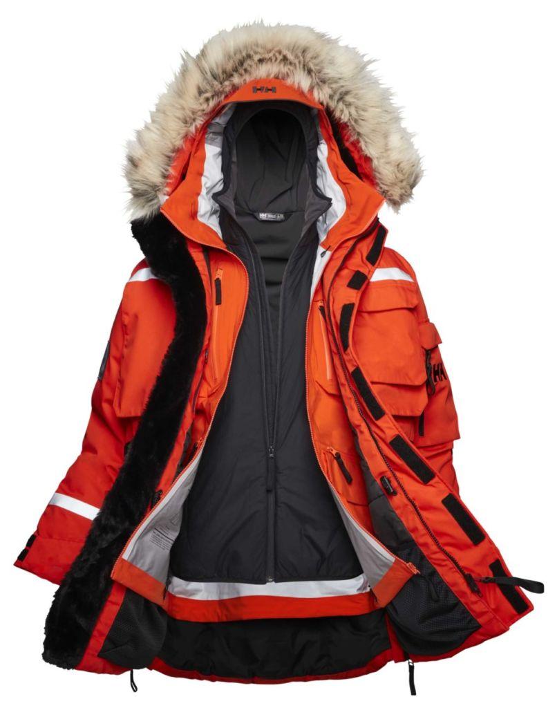 chaqueta Helly Hansen Arctic Patrol Modular