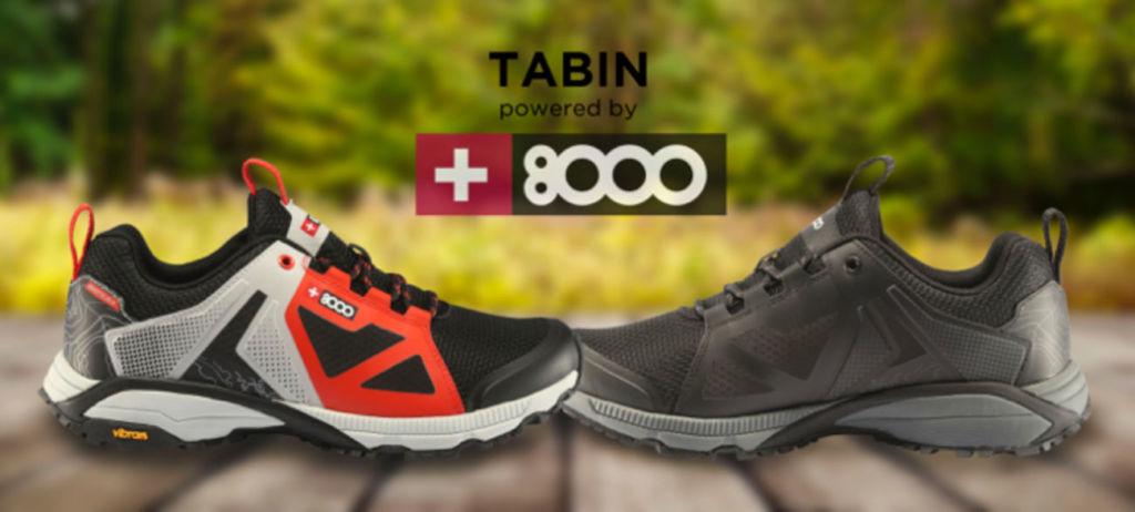 zapatillas Tabin de +8000 para trail running