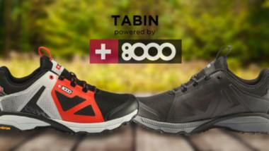 La zapatilla Tabin de +8000 se atreve con todo