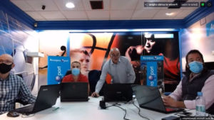 Reunión virtual de Atmósfera Sport