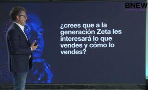 Marc Vidal imparte una conferencia sobre