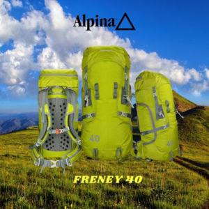 mochila Alpina de 40 litros