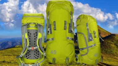 Alpina lanza la nueva mochila Freney 40