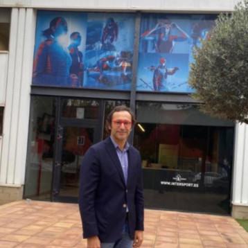Cambio en la presidencia de Intersport España