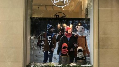Buff reabre su pop up store invernal en San Sebastián