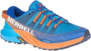 test de producto de las zapatillas Merrell Agility Peak 4