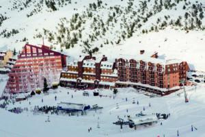 estaciones de esquí de Atudem