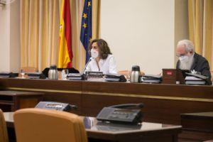 presentación de los presupuestos del Consejo Superior de Deportes