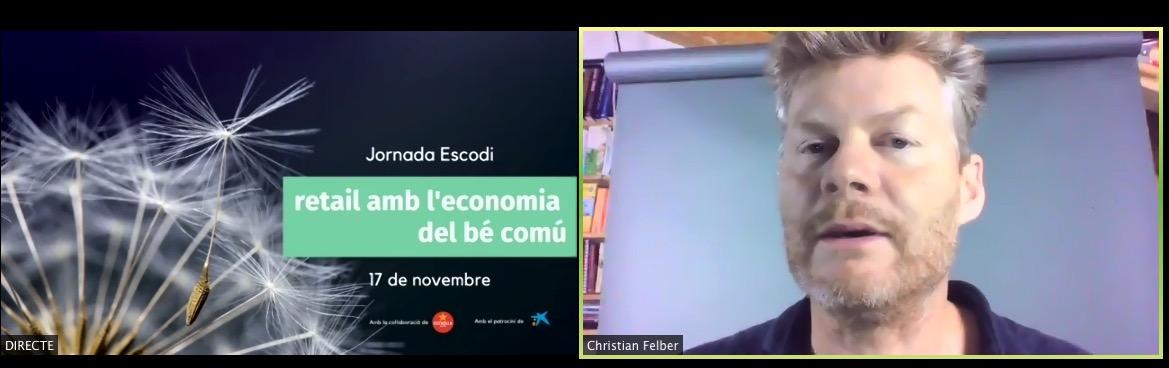 jornada sobre la Economía del Bien Común de Escodi