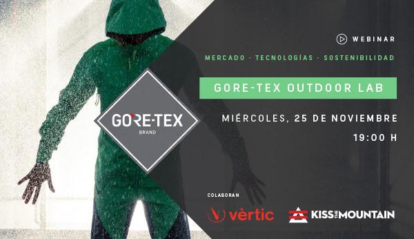 Gore-Tex Outdoor Lab, evento en torno a las actividades al aire libre