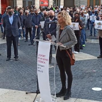 El cluster catalán del deporte reclama ayudas para salvar el sector