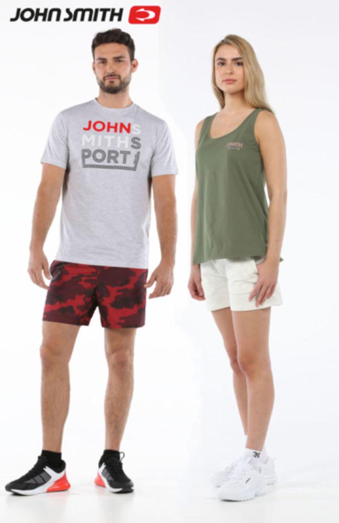 línea textil Fundamentals de John Smith