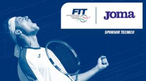 Joma se convierte en el nuevo patrocinador técnico oficial de la Federación Italiana de Tenis.