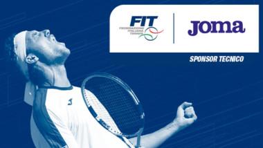 Joma hace pareja con la Federación Italiana de Tenis