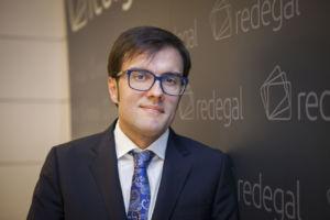 Jorge Vázquez es CEO de Redegal