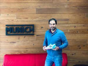 Pep Albalat, nuevo category manager de Padel en Munich