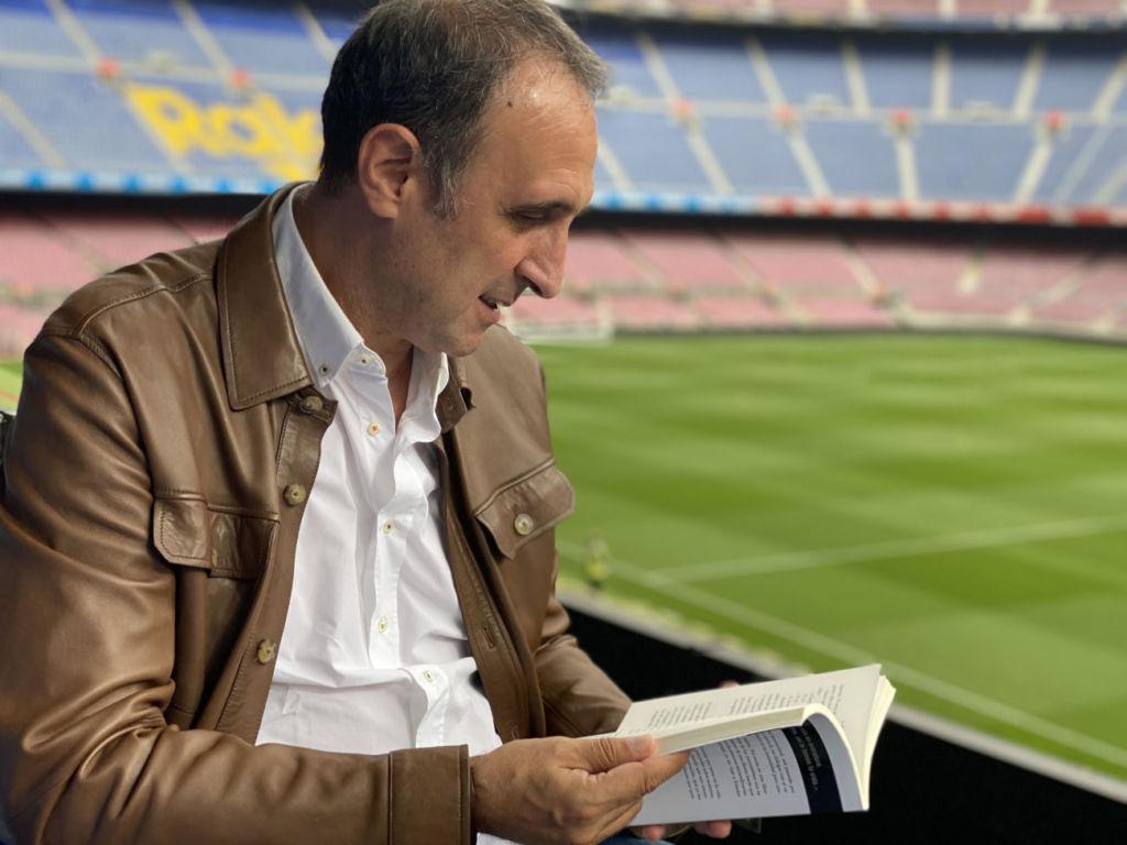 Xesco Espar es coach y autor de La Libreta
