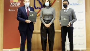 La Plataforma España Deporte se propone combatir el impacto del Covid en el sector