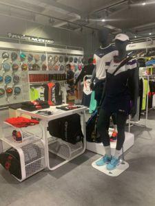 tienda Padel Nuestro en Intersport Barnasud