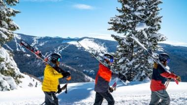 Esquí y montaña: arriba y abajo