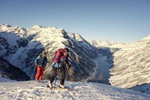deportes de invierno y de montaña