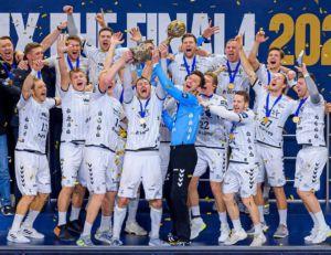 Hummel conquista la Champions League junto al Kiel