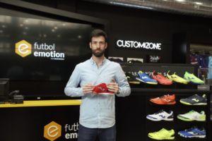 Miguel Ángel Benedí, director de Marketing de Futbol Emotion