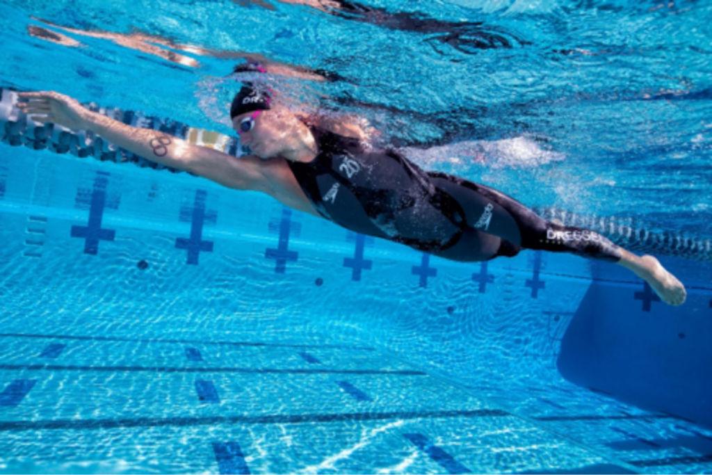 Speedo se queda a las puertas de batir un nuevo récord mundial