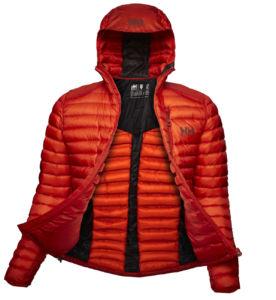 chaquetas de Helly Hansen para el esquí de travesía
