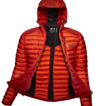 La Odin Lifaloft Down Hybrid Insulator de Helly Hansen: una prenda imprescindible para el esquí de travesía